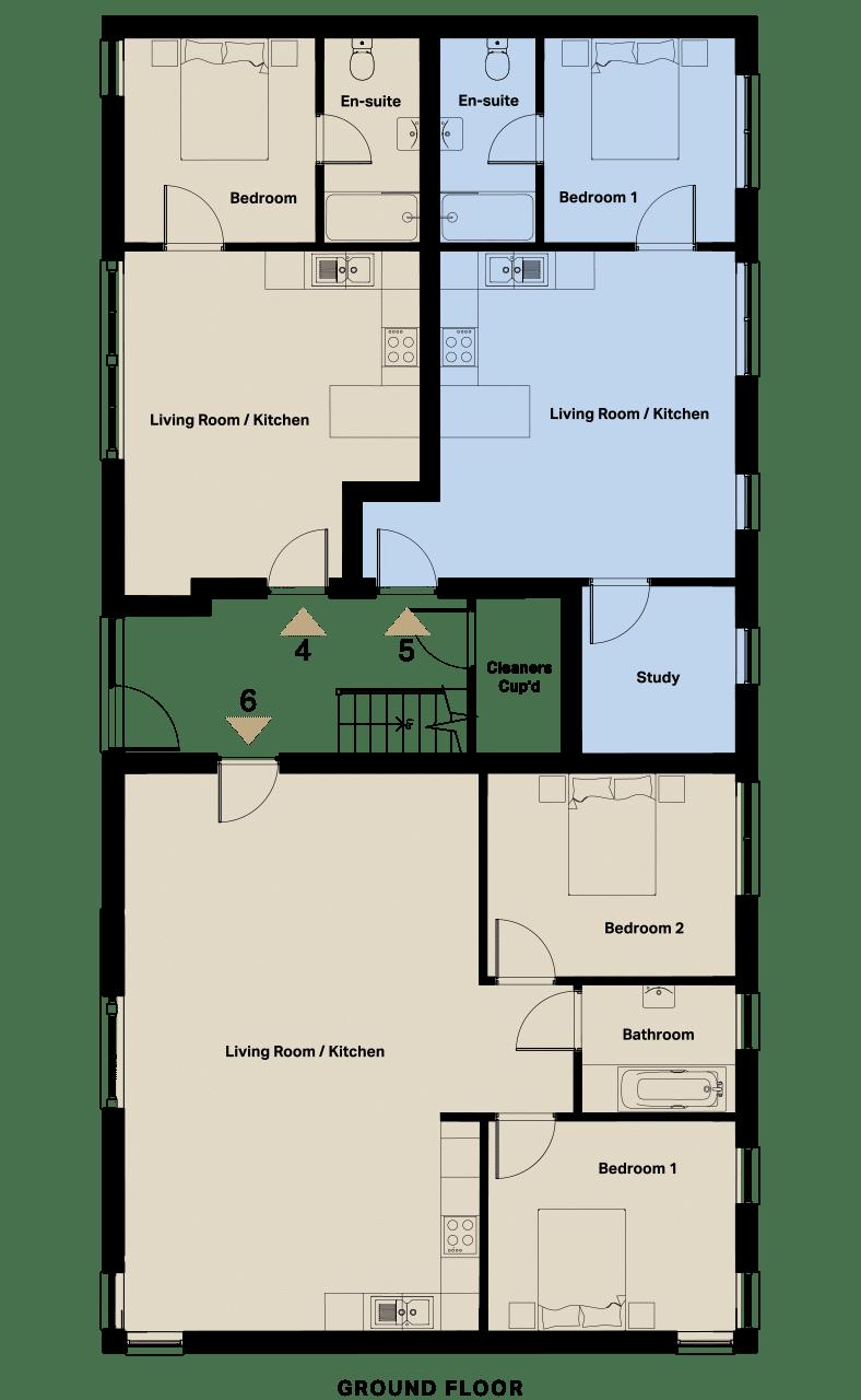 Apartment Ground