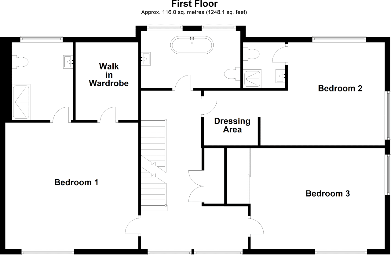 First Floor - Boughton Park