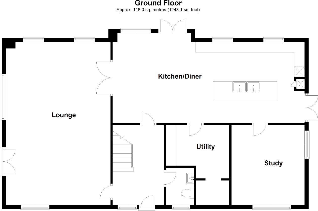 Ground Floor - Boughton Park