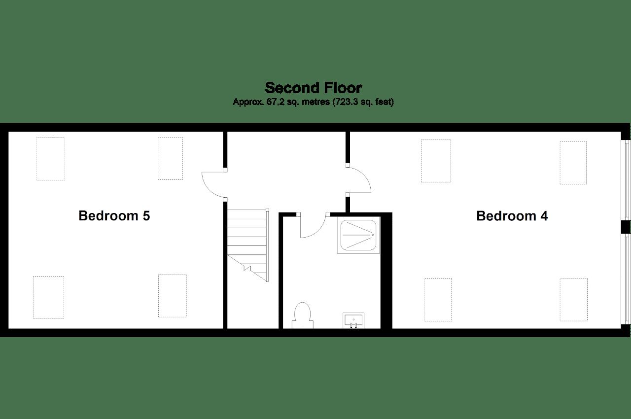 Second Floor - Boughton Park